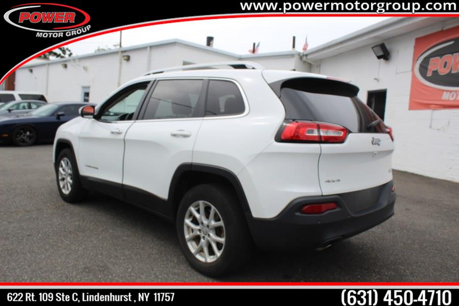 Used Jeep Cherokee Latitude 4x4 2017 | Power Motor Group. Lindenhurst , New York
