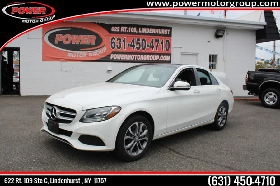 Used 2017 Mercedes-Benz C-Class in Lindenhurst , New York | Power Motor Group. Lindenhurst , New York