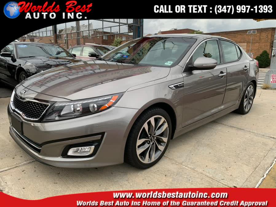 Used 2015 Kia Optima in Brooklyn, New York