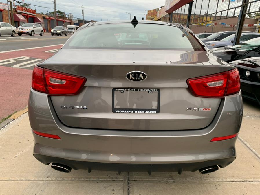 2015 Kia Optima 4dr Sdn SX Turbo, available for sale in Brooklyn, NY