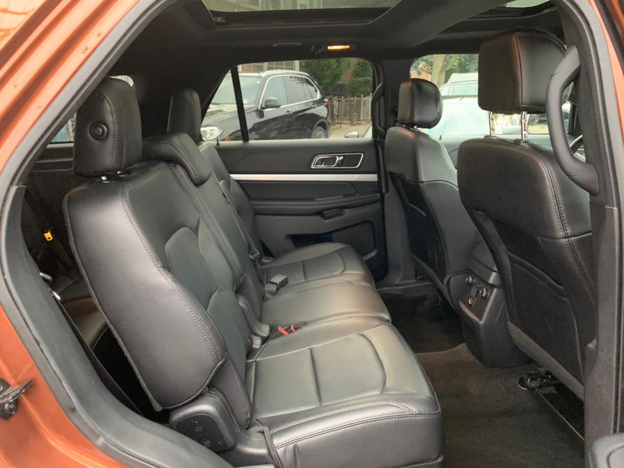 2017 Ford Explorer XLT 4WD, available for sale in Brooklyn, NY