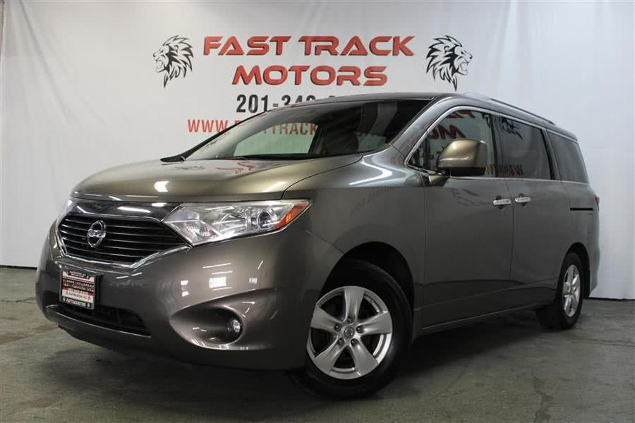 Used 2014 Nissan Quest in Paterson, New Jersey   Fast Track Motors. Paterson, New Jersey