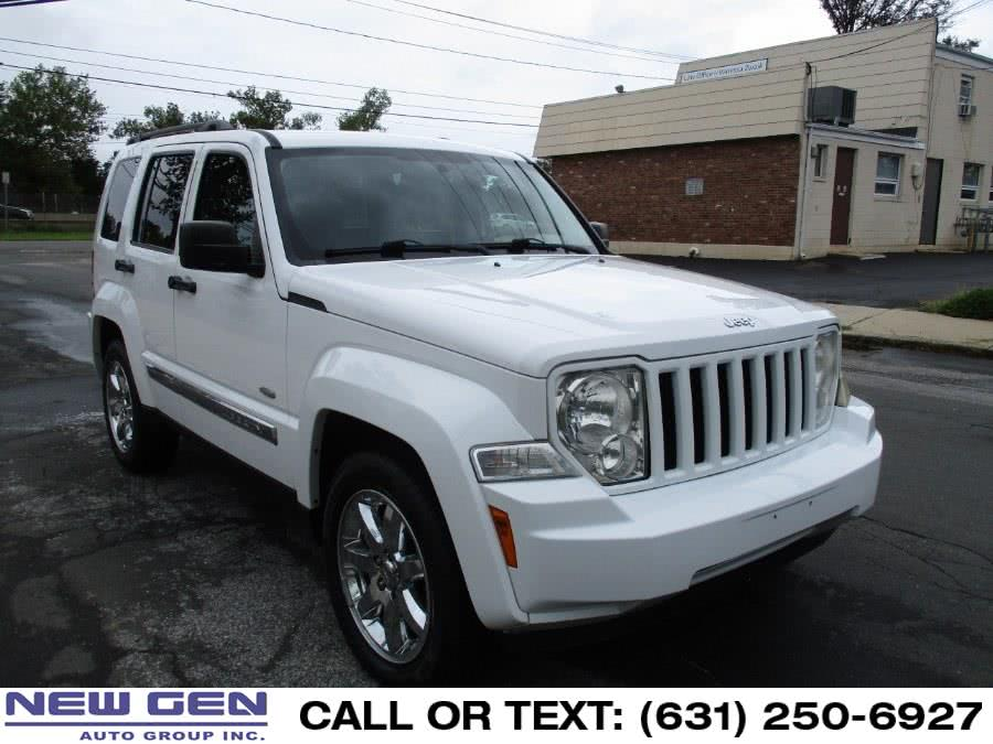 Used 2012 Jeep Liberty in West Babylon, New York | New Gen Auto Group. West Babylon, New York