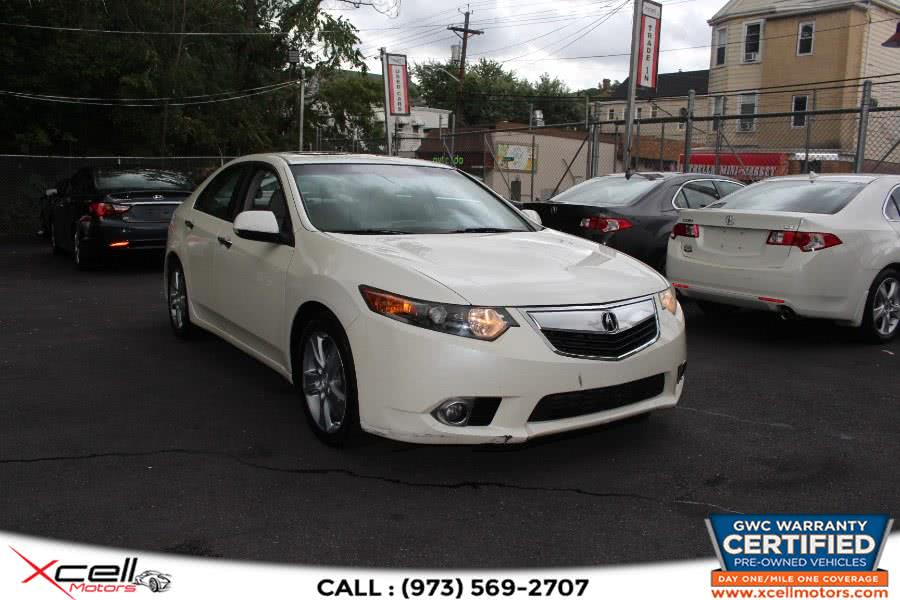 Used 2011 Acura TSX Tech Pkg in Paterson, New Jersey | Xcell Motors LLC. Paterson, New Jersey