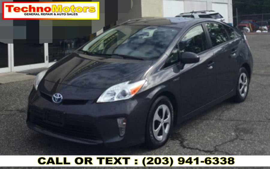 Used 2013 Toyota Prius in Danbury , Connecticut | Techno Motors . Danbury , Connecticut