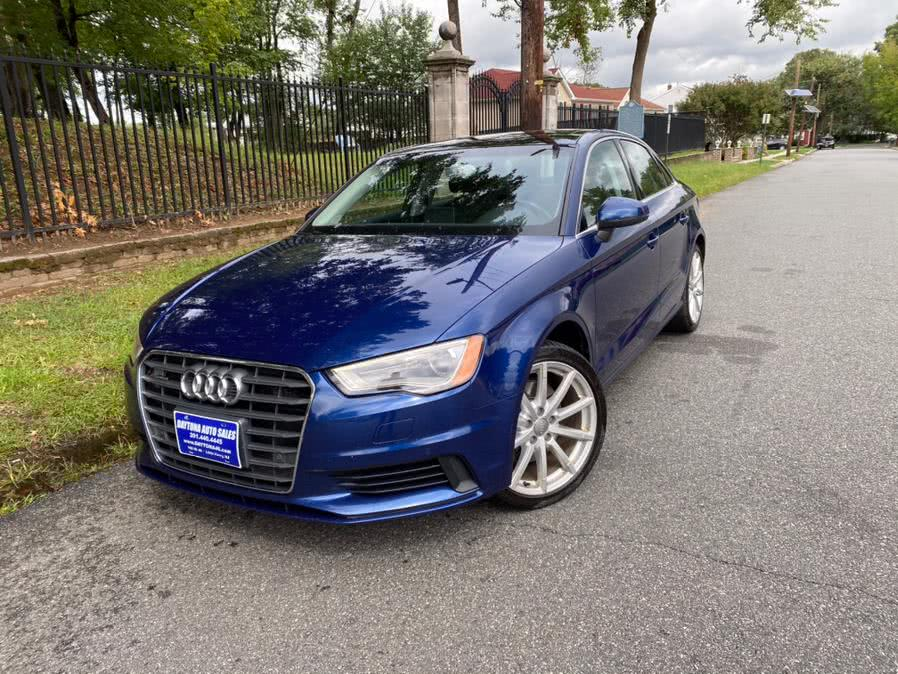 2015 Audi A3 4dr Sdn quattro 2.0T Premium Plus, available for sale in Little Ferry, NJ