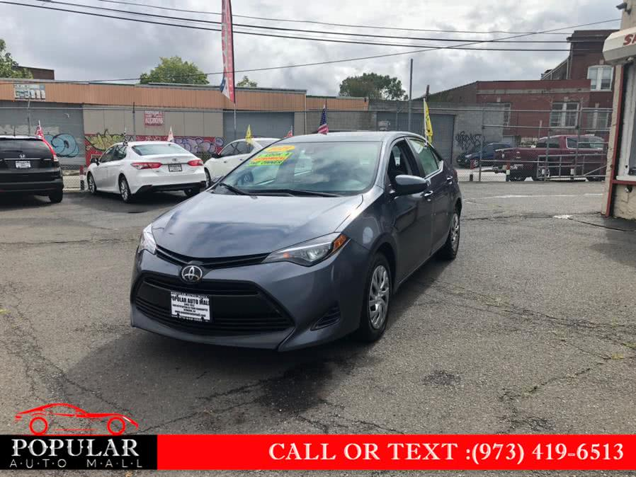 Used 2019 Toyota Corolla in Newark , New Jersey | Popular Auto Mall Inc . Newark , New Jersey