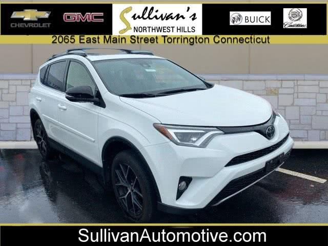 Used Toyota Rav4 SE 2017 | Sullivan Automotive Group. Avon, Connecticut