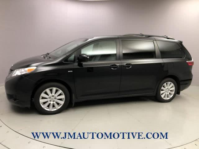 Used 2017 Toyota Sienna in Naugatuck, Connecticut | J&M Automotive Sls&Svc LLC. Naugatuck, Connecticut