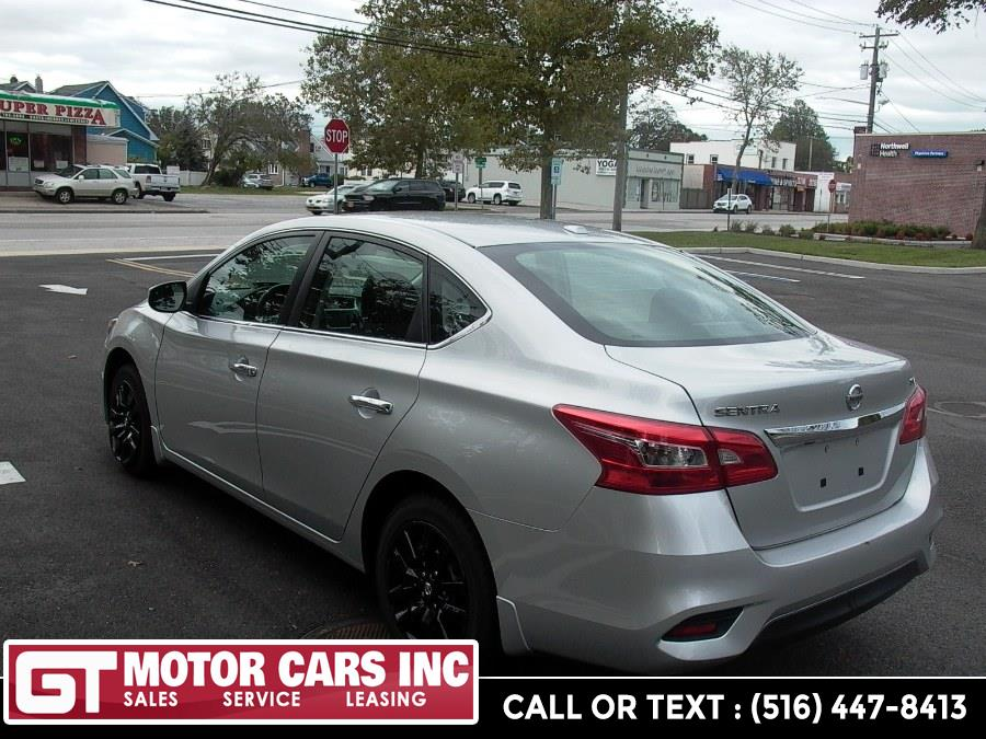 2016 Nissan Sentra 4dr Sdn I4 CVT SV, available for sale in Bellmore, NY