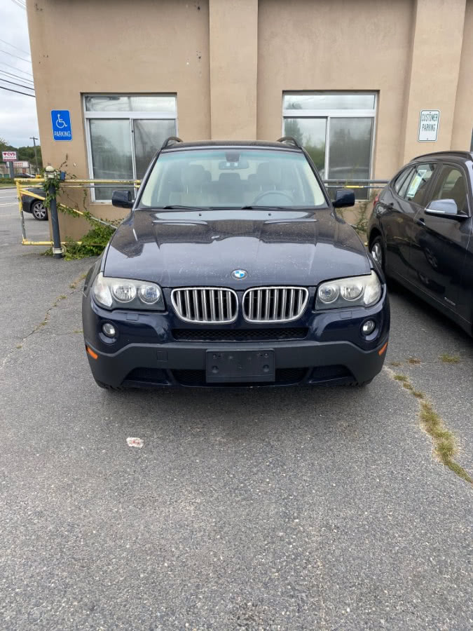 Used BMW X3 AWD 4dr 3.0si 2007 | J & A Auto Center. Raynham, Massachusetts