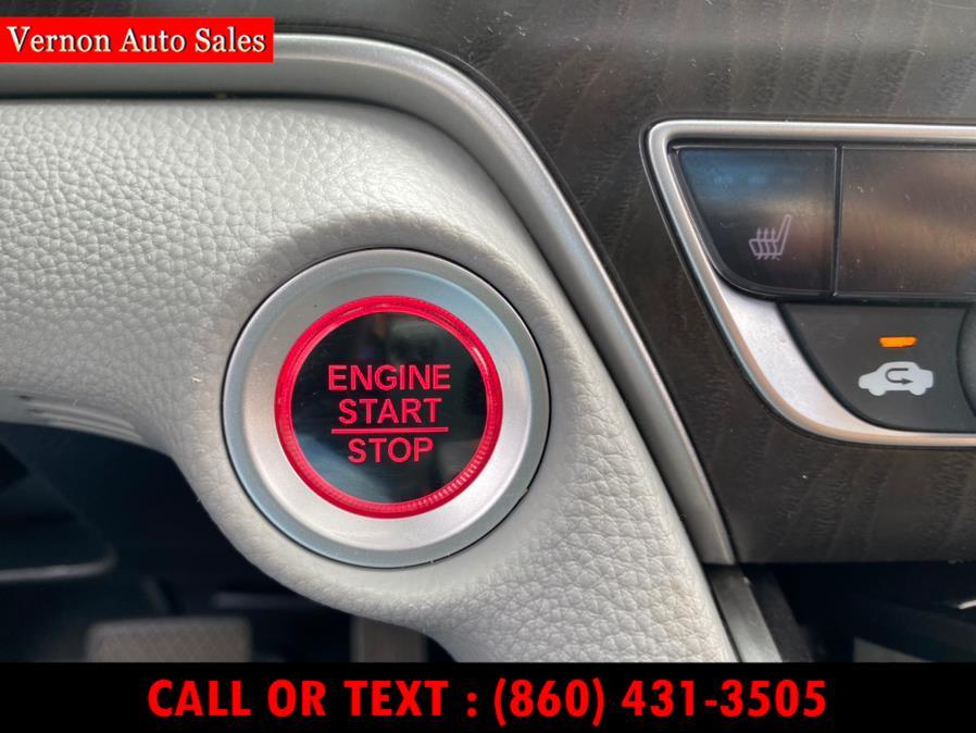 Used Honda Accord Sedan EX 1.5T CVT 2018 | Vernon Auto Sale & Service. Manchester, Connecticut