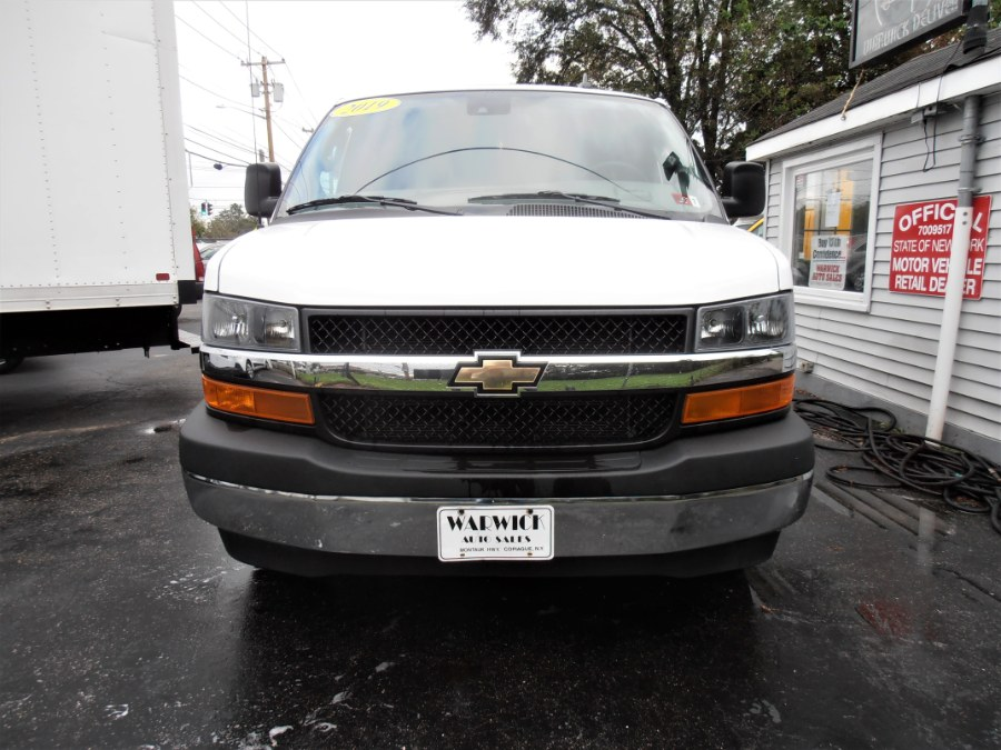 """Used Chevrolet EXTENDED EXPRESS 3500 RWD 3500 155"""" LT 2019 