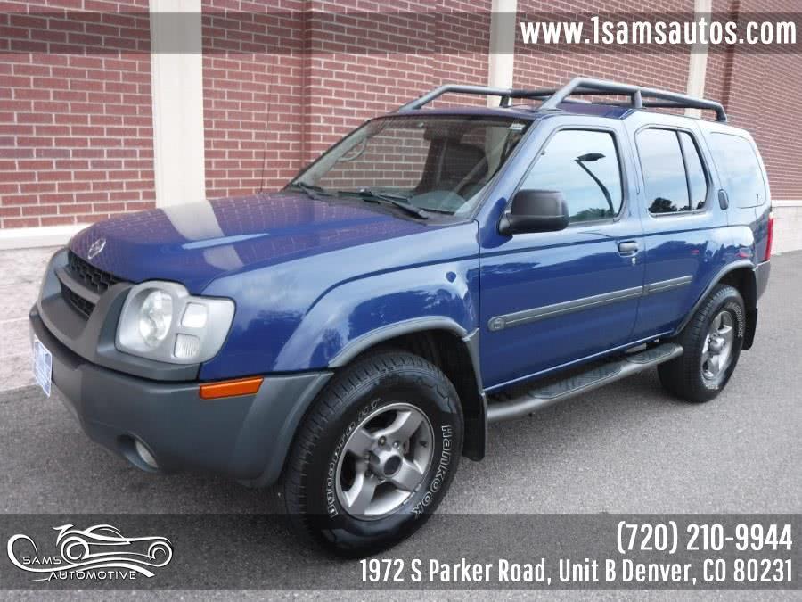 Used 2003 Nissan Xterra in Denver, Colorado | Sam's Automotive. Denver, Colorado