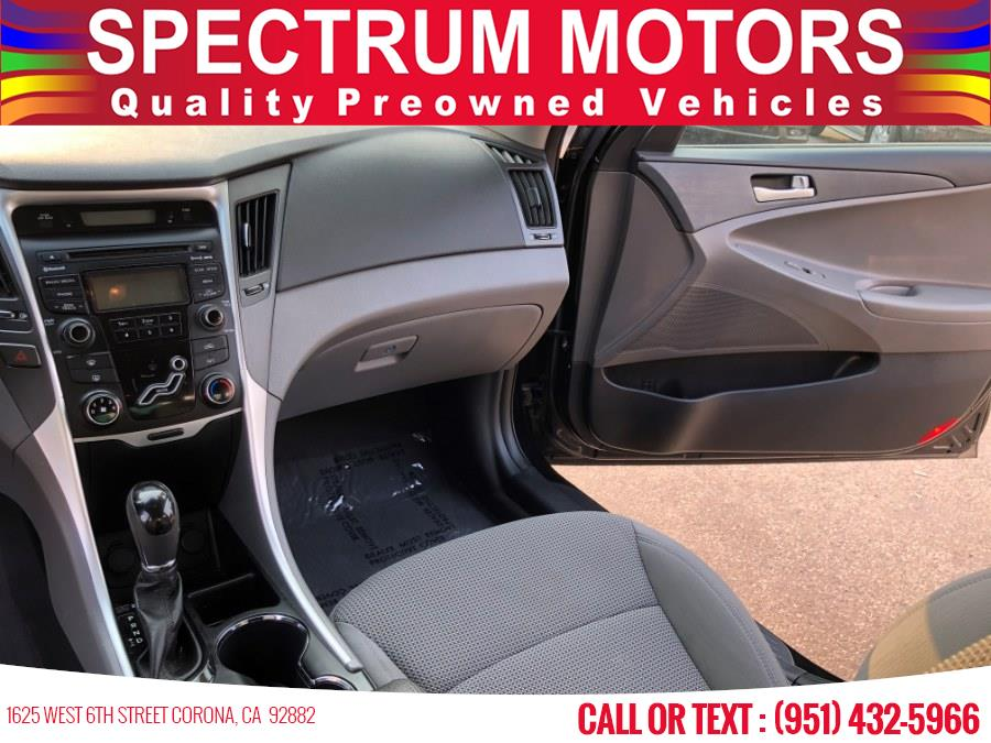 Used Hyundai Sonata 4dr Sdn 2.4L Auto GLS *Ltd Avail* 2013   Spectrum Motors. Corona, California