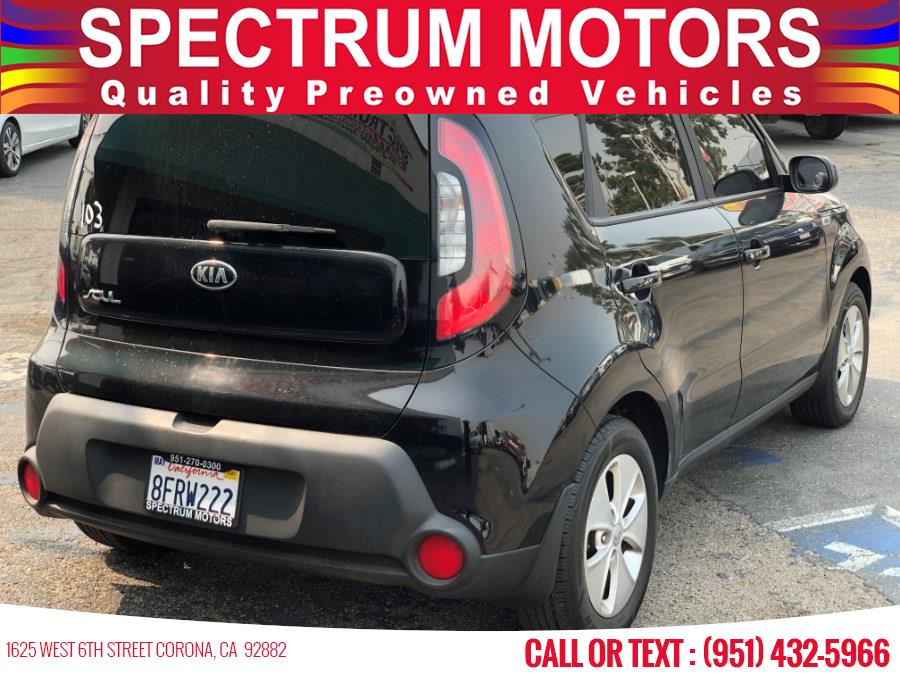 Used Kia Soul 5dr Wgn Auto Base 2016 | Spectrum Motors. Corona, California
