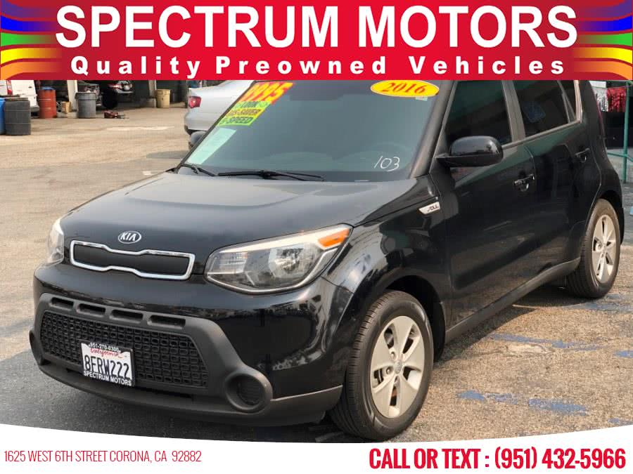 Used 2016 Kia Soul in Corona, California | Spectrum Motors. Corona, California
