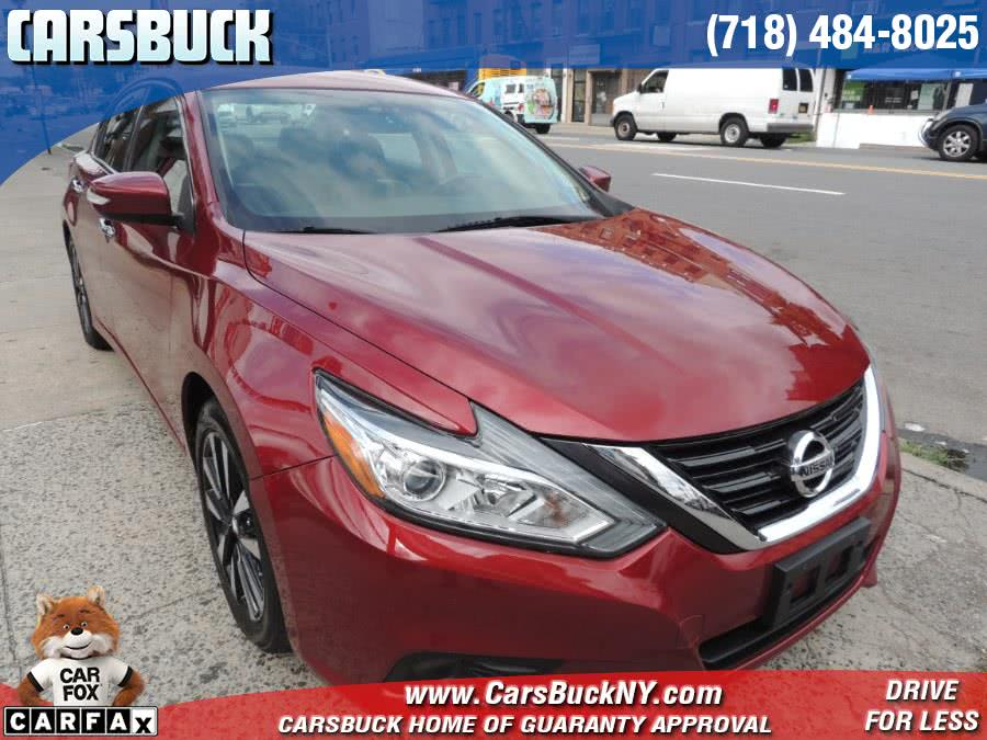 Used 2018 Nissan Altima in Brooklyn, New York | Carsbuck Inc.. Brooklyn, New York