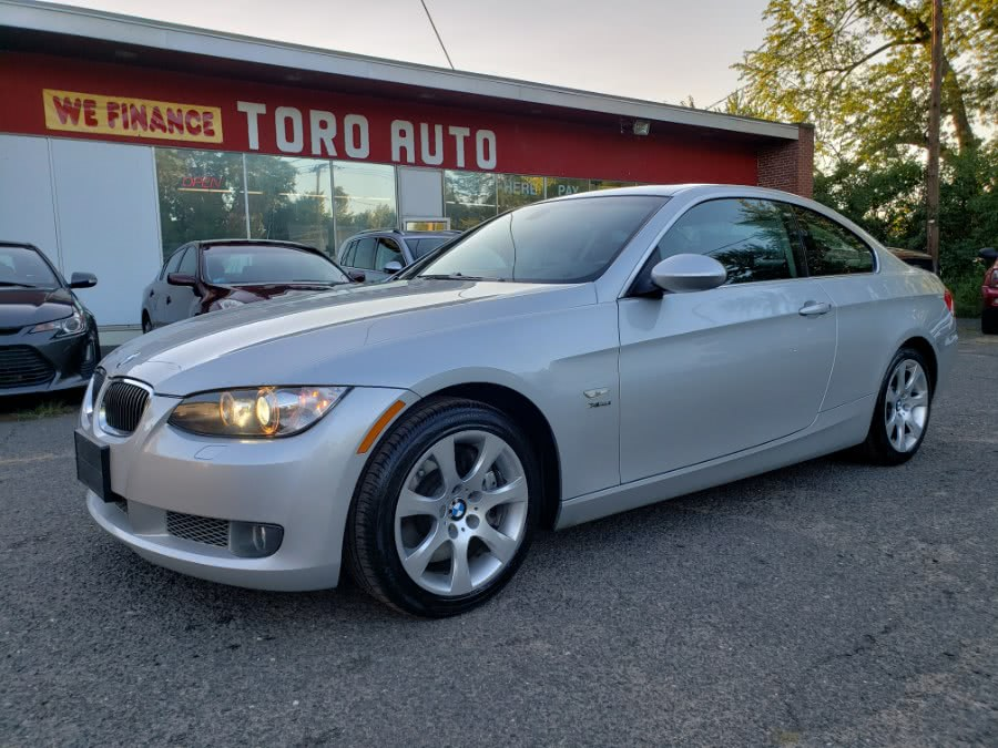 Used BMW 3 Series 2dr Cpe 335i xDrive AWD 2009   Toro Auto. East Windsor, Connecticut