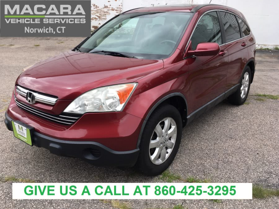 Used 2009 Honda CR-V in Norwich, Connecticut | MACARA Vehicle Services, Inc. Norwich, Connecticut