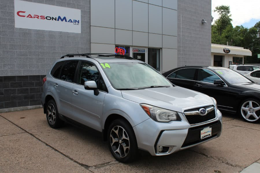 Used 2014 Subaru Forester in Manchester, Connecticut | Carsonmain LLC. Manchester, Connecticut