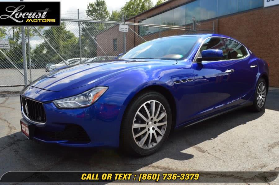 Used 2014 Maserati Ghibli in Hartford, Connecticut | Locust Motors LLC. Hartford, Connecticut