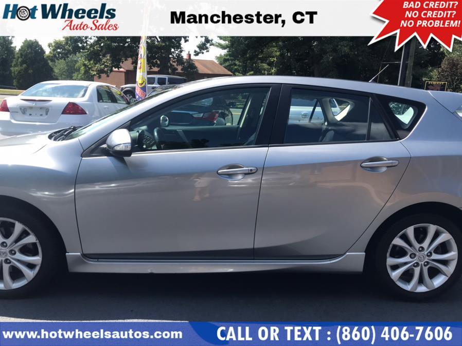 Used Mazda Mazda3 5dr HB Auto s Sport 2010   Hot Wheels Auto Sales LLC. Manchester, Connecticut
