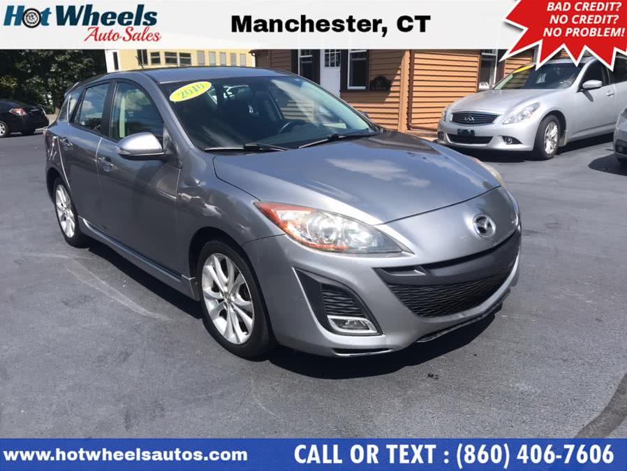 Used 2010 Mazda Mazda3 in Manchester, Connecticut | Hot Wheels Auto Sales LLC. Manchester, Connecticut