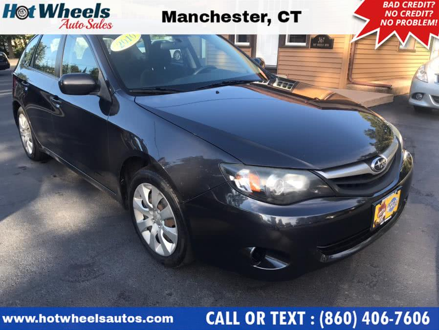 Used 2010 Subaru Impreza Wagon in Manchester, Connecticut | Hot Wheels Auto Sales LLC. Manchester, Connecticut