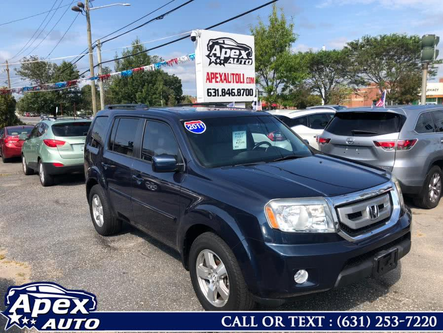 Used 2011 Honda Pilot in Selden, New York | Apex Auto. Selden, New York