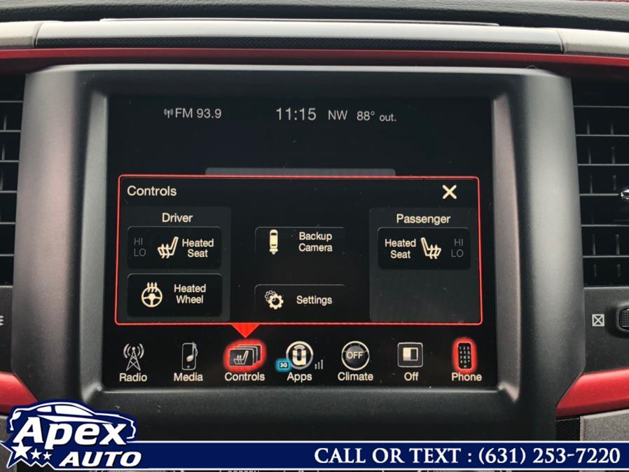 """Used Ram 1500 Rebel 4x4 Crew Cab 5''7"""" Box 2017   Apex Auto. Selden, New York"""