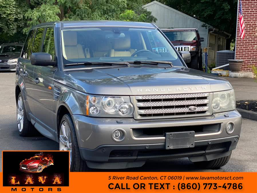 Used 2008 Land Rover Range Rover Sport in Canton, Connecticut | Lava Motors. Canton, Connecticut