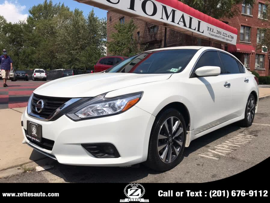 Used 2016 Nissan Altima in Jersey City, New Jersey | Zettes Auto Mall. Jersey City, New Jersey