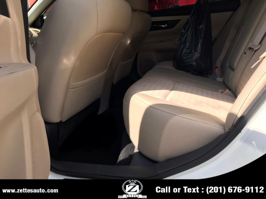 Used Nissan Altima 4dr Sdn I4 2.5 SR 2016 | Zettes Auto Mall. Jersey City, New Jersey