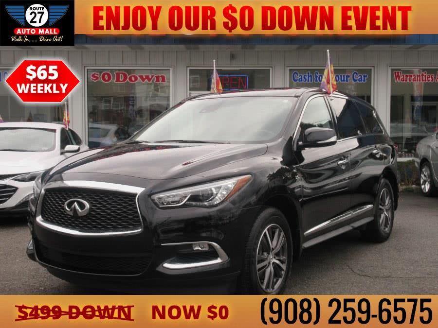 Used 2019 INFINITI QX60 in Linden, New Jersey | Route 27 Auto Mall. Linden, New Jersey