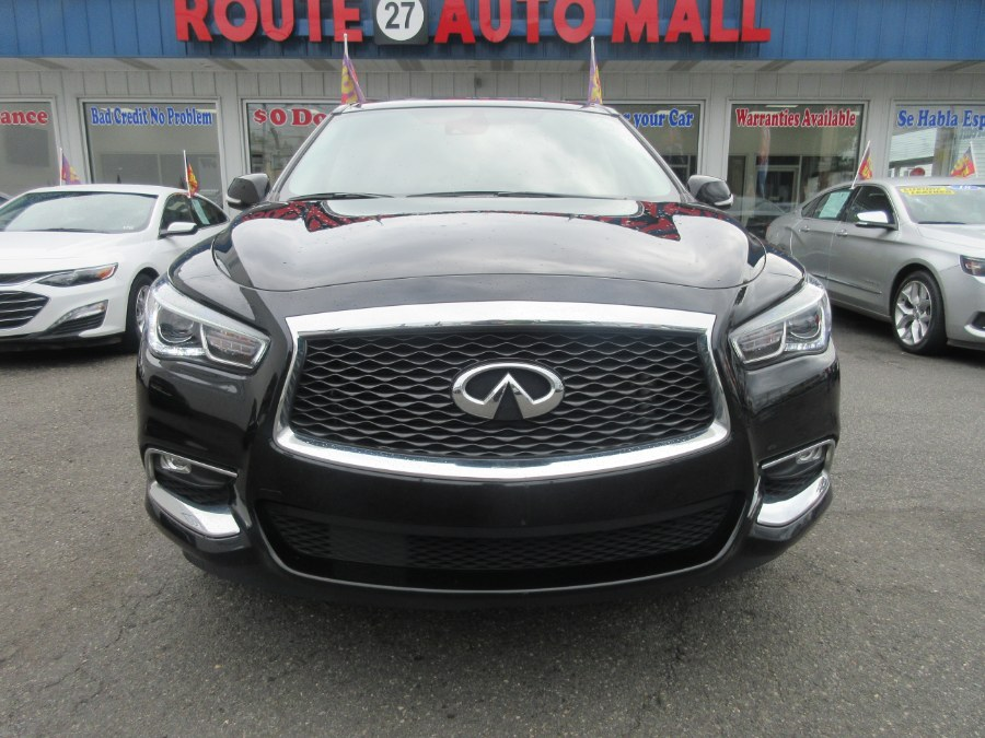 Used INFINITI QX60 2019.5 PURE FWD 2019 | Route 27 Auto Mall. Linden, New Jersey