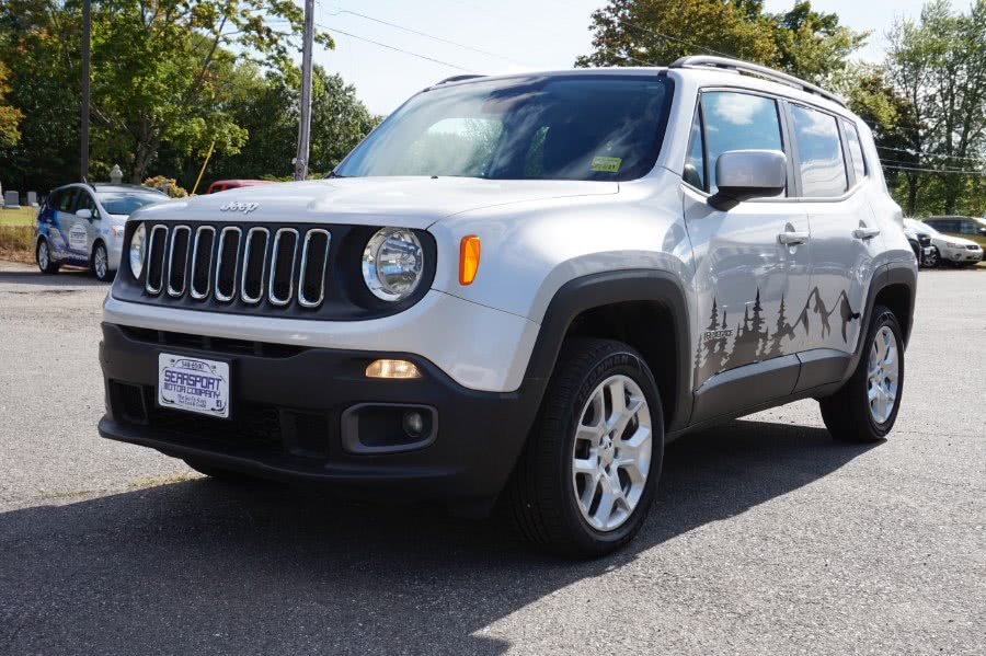 Used Jeep Renegade 4WD 4dr Latitude 2015   Rockland Motor Company. Rockland, Maine