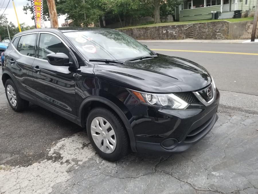 Used Nissan Rogue Sport AWD S 2019 | Adonai Auto Sales LLC. Milford, Connecticut
