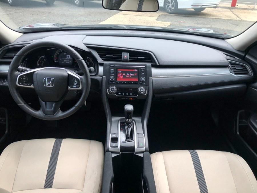 Used Honda Civic Sedan LX CVT 2017   Champion Auto Sales. Hillside, New Jersey