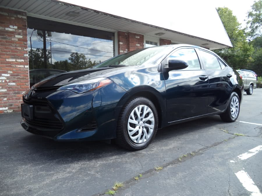 Used Toyota Corolla 50th Anniversary Special Edition 2017 | Riverside Motorcars, LLC. Naugatuck, Connecticut