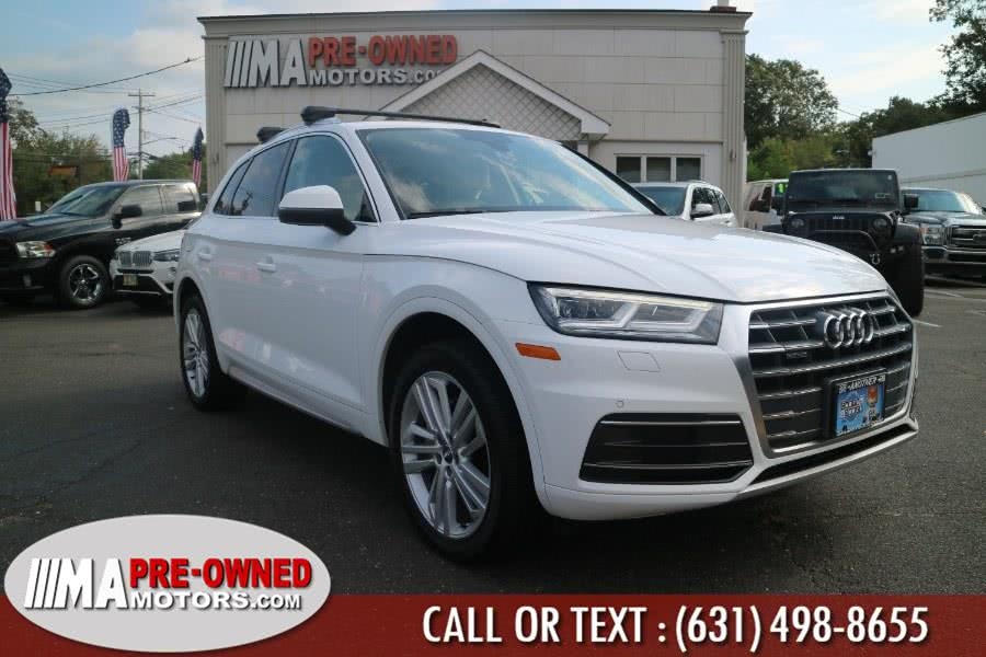 Used 2018 Audi Q5 in Huntington, New York | M & A Motors. Huntington, New York