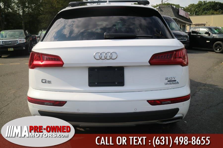 Used Audi Q5 2.0 TFSI Premium Plus 2018 | M & A Motors. Huntington, New York