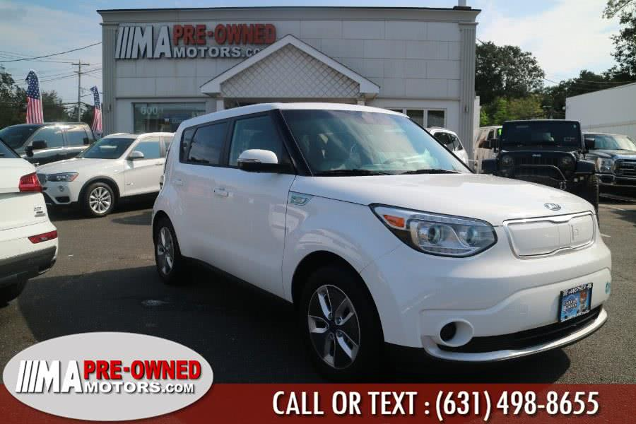 Used 2018 Kia Soul EV in Huntington, New York | M & A Motors. Huntington, New York