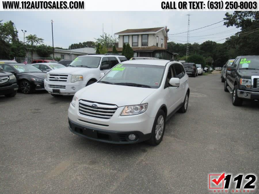 Used Subaru Tribeca 4dr 3.6R Limited w/Pwr Moonroof Pkg 2011 | 112 Auto Sales. Patchogue, New York