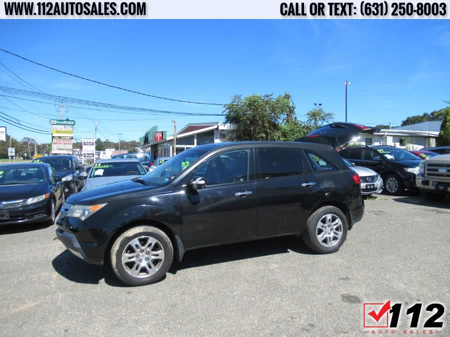 Used Acura MDX AWD 4dr 2009 | 112 Auto Sales. Patchogue, New York