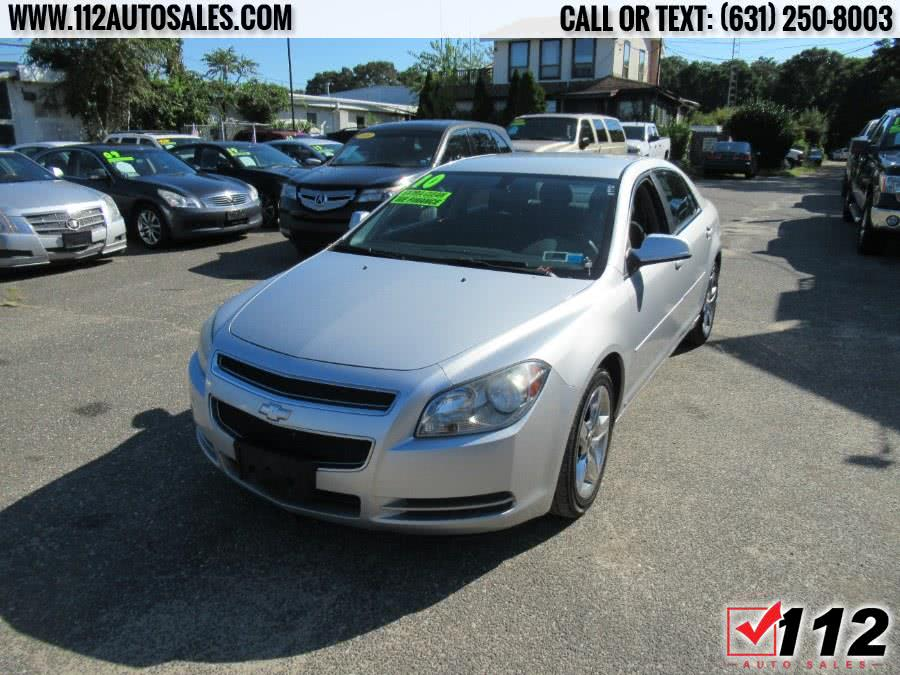 Used Chevrolet Malibu 4dr Sdn LT w/1LT 2010 | 112 Auto Sales. Patchogue, New York