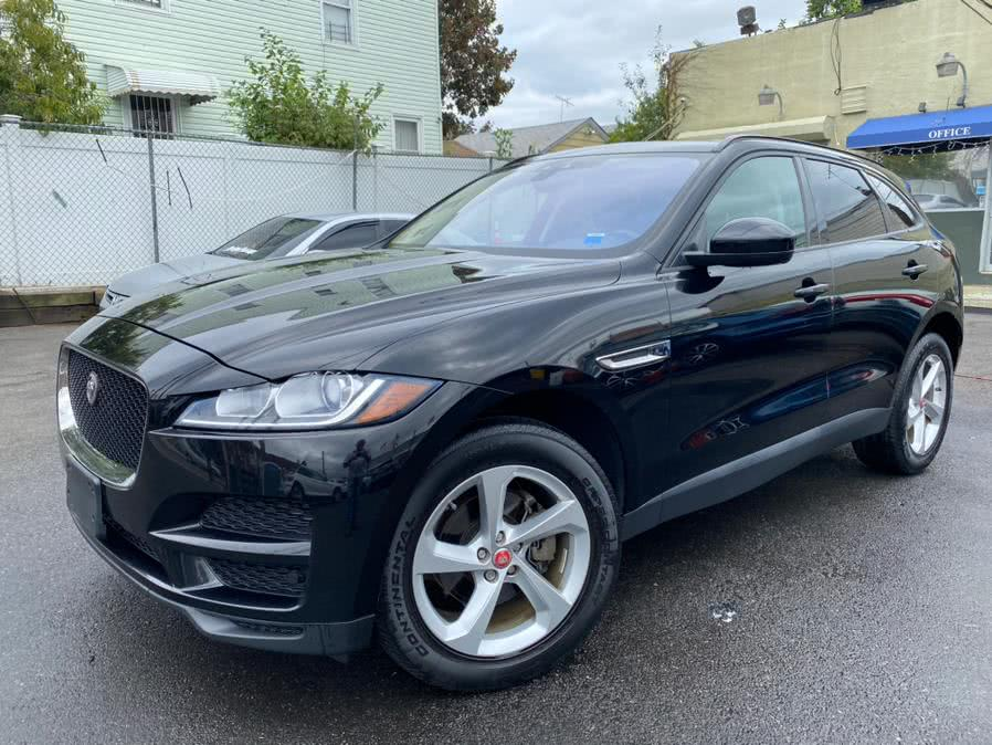 Used 2017 Jaguar F-PACE in Jamaica, New York | Sunrise Autoland. Jamaica, New York