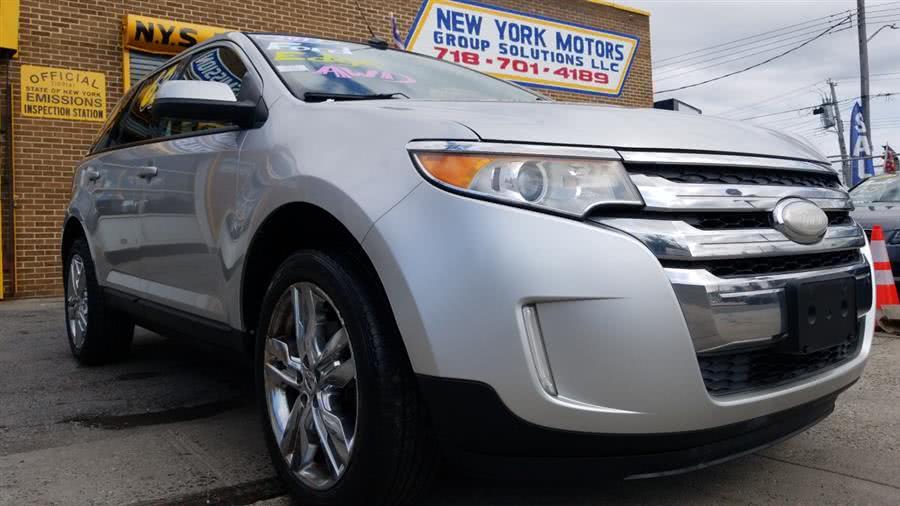 Used Ford Edge 4dr SEL AWD 2012 | New York Motors Group Solutions LLC. Bronx, New York