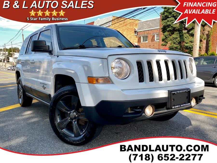 Used 2014 Jeep Patriot in Bronx, New York | B & L Auto Sales LLC. Bronx, New York