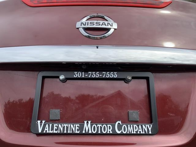 Used Nissan Murano Crosscabriolet  2012   Valentine Motor Company. Forestville, Maryland